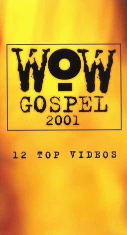 WOW Gospel 2001: 12 Top Videos
