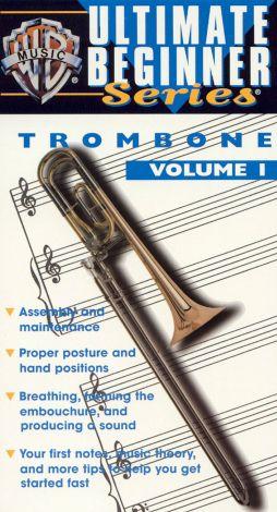 Ultimate Beginner: Trombone, Vol. 1