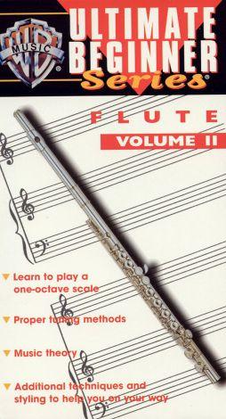 Ultimate Beginner: Flute, Step 2