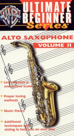 Ultimate Beginner: Alto Saxophone, Vol. 2