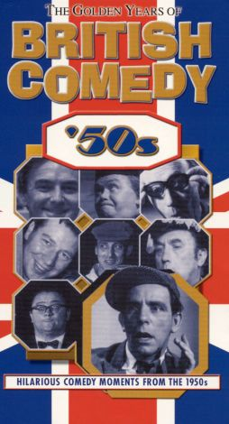 Golden Years of British Comedy, Vol. 2: The '50s