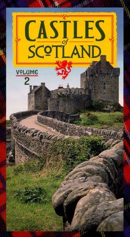 Castles of Scotland, Vol. 2: Levan, Eileen Donan, Caerlaverock and Glamis