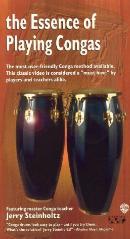 The Essence of Playing Congas