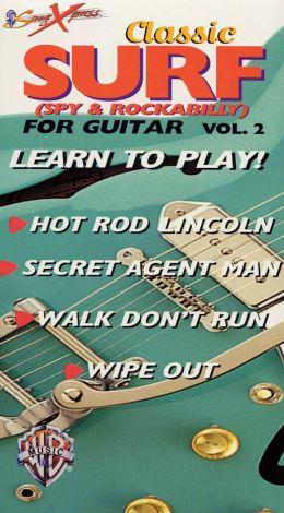 SongXpress: Classic Surf for Guitar, Vol. 2