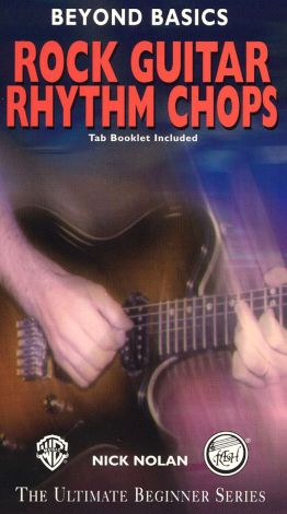 Ultimate Beginner: Beyond Basics - Rock Guitar Rhythm Chops