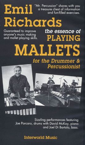 Emil Richards: The Essence of Playing Mallets for the Drummer & Percussionist