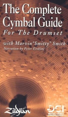 The Complete Cymbal Guide for the Drumset