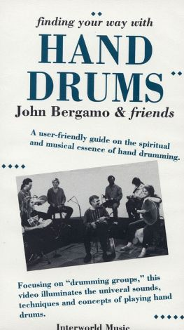 Finding Your Way with Hand Drums
