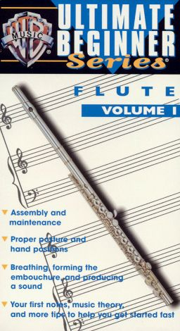 Ultimate Beginner: Flute, Step 1