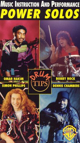 Drum Tips: Power Solos - Music Instruction and Performance