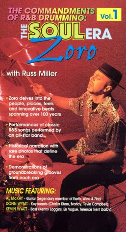 The Commandments of R&B Drumming, Vol. 1: The Soul Era