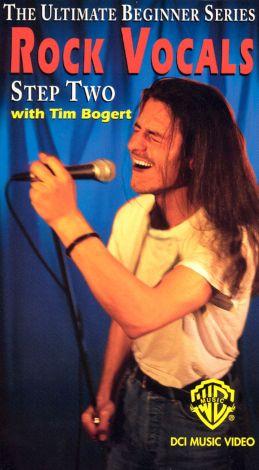 Ultimate Beginner: Rock Vocals, Step 2