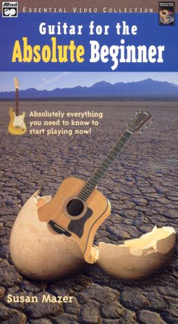 Guitar for the Absolute Beginner