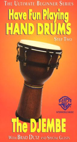 Ultimate Beginner: Have Fun Playing Hand Drums - Djembe-Style Drums, Step 2
