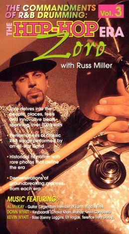 The Commandments of R&B Drumming, Vol. 3: The Hip-Hop Era