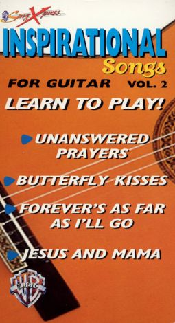 SongXpress: Inspirational Songs for Guitar, Vol. 2