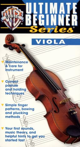 Ultimate Beginner: Viola