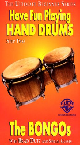 Ultimate Beginner: Have Fun Playing Hand Drums - The Bongo Drums, Step 2