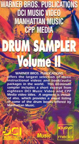 Drum Sampler, Vol. 2