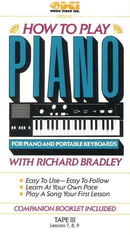 How to Play Piano: For Piano and Portable Keyboards, Tape III