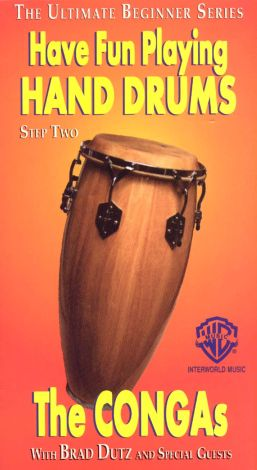 Ultimate Beginner: Have Fun Playing Hand Drums - Conga-Style Drums, Step 2