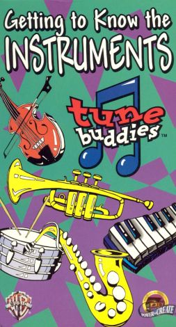 Tune Buddies: Getting to Know the Instruments