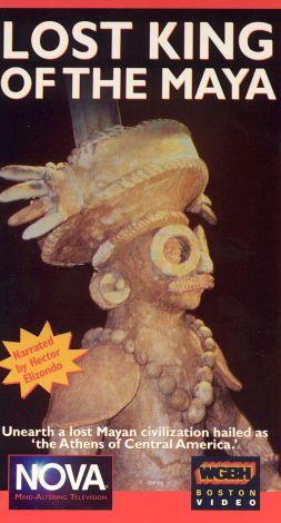 NOVA : Lost King of the Maya