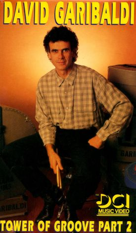 David Garibaldi: Tower of Groove, Part 2