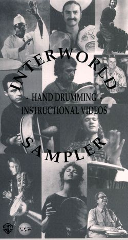 Interworld Hand Drumming Instructional Videos Sampler