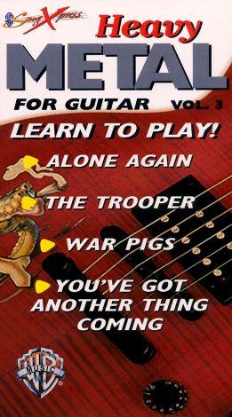 SongXpress: Heavy Metal for Guitar, Vol. 3