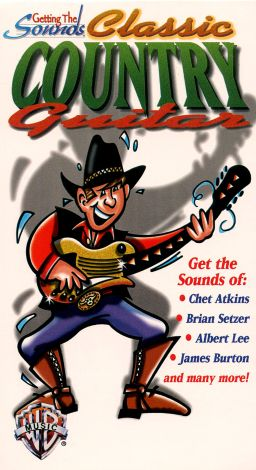 Getting the Sounds: Classic Country Guitar