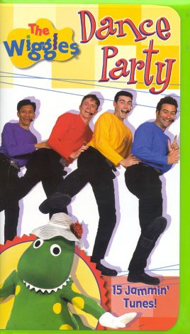 The Wiggles: Dance Party