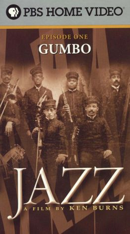 Jazz : Gumbo (Beginnings-1917)