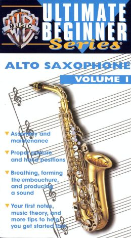Ultimate Beginner: Alto Saxophone, Vol. 1
