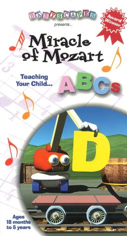 Babyscapes: Miracle of Mozart - ABCs