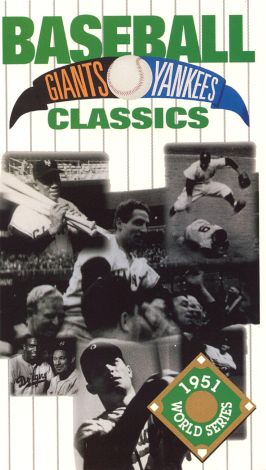 Baseball Classics, Vol. 3: 1951 World Series - Giants vs. Yankees