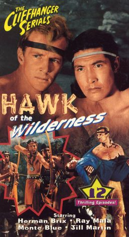 Hawk of the Wilderness