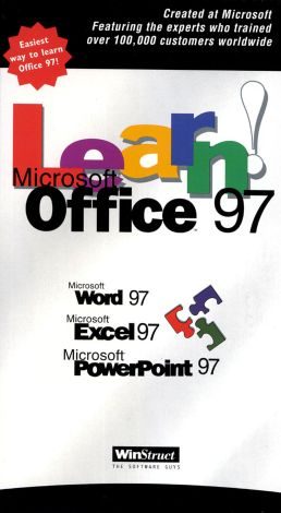 Learn Office 97