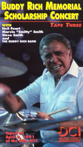 Buddy Rich Memorial Scholarship Concert, Vol. 3