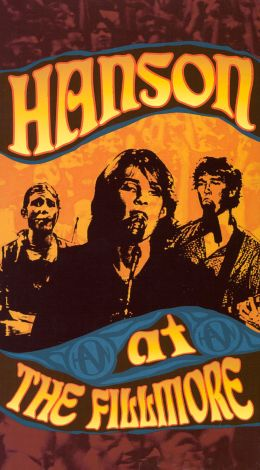 Hanson: At the Fillmore