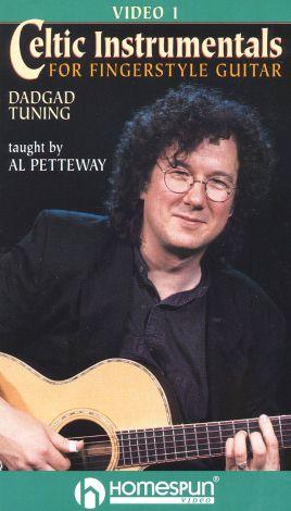 Celtic Instrumentals for Fingerstyle Guitar, Vol. 1: DADGAD Tuning