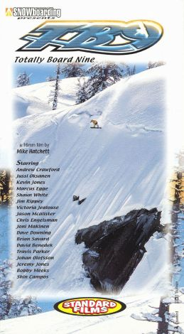 TransWorld Snowboarding: TB-9