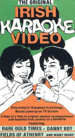 The Original Irish Karaoke Video