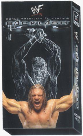 WWF: Backlash 2001