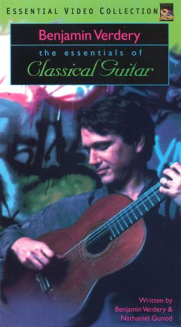 The Essentials of Classical Guitar
