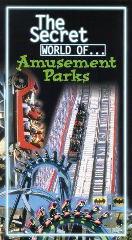 Secret World of Amusement Parks