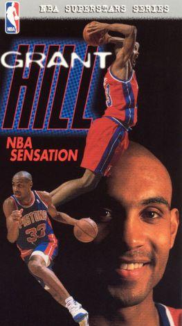 NBA: Grant Hill - NBA Sensation