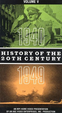 History of the 20th Century, Vol. 5: 1940-1949