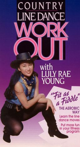 Luly Rae Young: Country Line Dance Workout