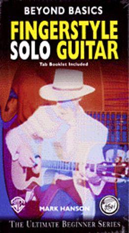 Ultimate Beginner: Beyond Basics - Fingerstyle Solo Guitar